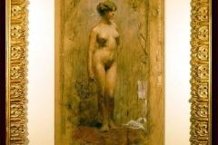 Filippo Anivitti - Nudo di Donna