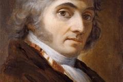 Appiani Andrea - Ritratto maschile. Olio su tavola, 20,5 x 14 cm