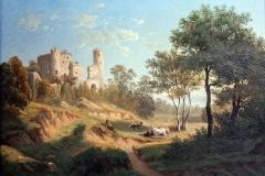 Bartolomeo Ardy. Paesaggio con Pastore