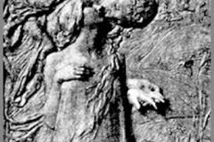 Leonardo Bistolfi -  nel bassorilievo