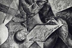 Umberto Boccioni - Busto di Donna