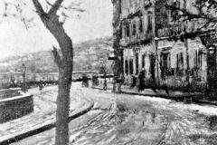 Dopo una nevicata a Napoli | Caprile Vincenzo