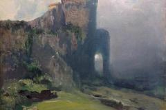Paesaggio arcadico - Dalbono Eduardo
