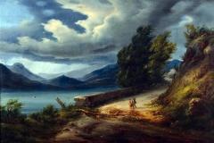 Paesaggio con figure - D'Azeglio Massimo