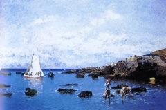 De Avendaño Serafino | Riviera di Genova, 1881