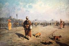 Leonardo De Mango - Ponte di Galata