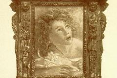 Pietro Gaudenzi. Il Giglio - Tecnica: Pastello su Tela