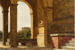 Lorenzo Gelati - Palazzo Pitti a Firenze
