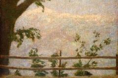 Vittore Grubicy De Dragon. Lago di Como (veduta)