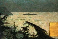 Vittore Grubicy De Dragon. Mare di Nebbia, 1885