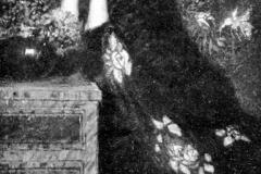 Enrico Lionne. Figura di Donna - Tecnica: Olio su tela