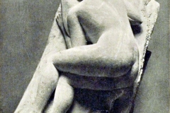 Arturo Martini. Donna Nuda che Riposa - Pietra di Vicenza