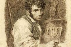 Tommaso Minardi. Ritratto di Artista