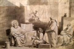 Tommaso Minardi. San Paolo in Carcere