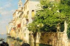 Rubens Santoro - Canale Marin, Venezia
