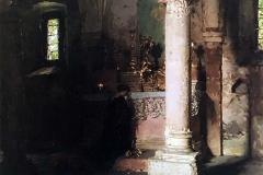Rubens Santoro - La Preghiera, 1914