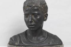 Attilio Selva - Ritratto di Claudio, 1920