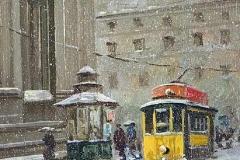 Giuseppe Solenghi. Il Tram