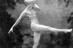 Paolo Troubetzkoy. Ballerina Russa - Tecnica: Bronzo