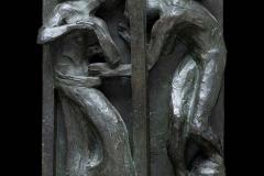 Adolfo Wildt - L'Annunciazione, 1930-31