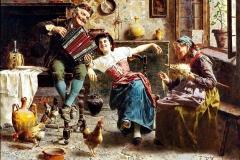 Eugenio Zampighi - Una Nota Felice