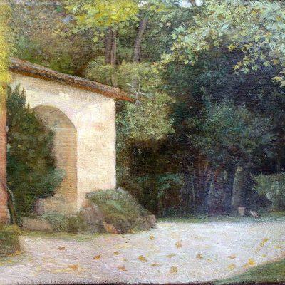 Norberto Pazzini, La Villa, 1880 ca.