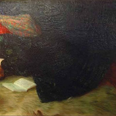 Salvino Tofanari, La Sirena, 1890