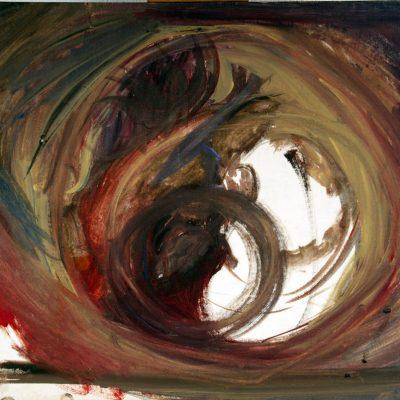 Truman Capote, 1959, olio su tela, 51×40,3 cm
