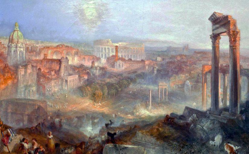 William turner opere del pittore romantico dalla tate - Nostro padre versione moderna ...