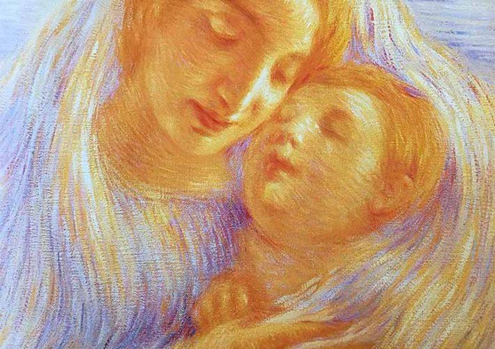 Gaetano Previati. Maternità