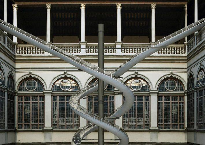 Carsten Holler e Stefano Mancuso. The Florence Experiment - Firenze Palazzo Strozzi, 2018