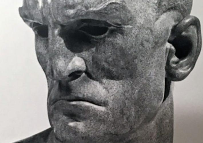 Franco Asco. Homo, 1928. (Dettaglio). Tecnica: Marmo
